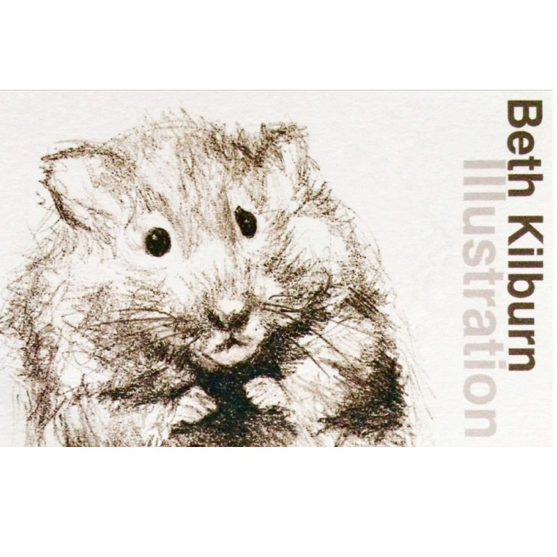 Beth Kilburn is an artist specialising in pencil work, acrylic miniatures & handmade jewellery, perfect for gifts and to treat yourself