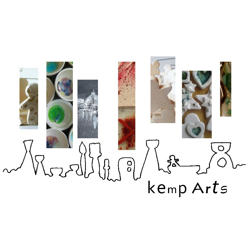 Kemp Arts Yorkshire made ceramics, gifts and art work available from Fabrication Crafts Leeds' Independent Department Store