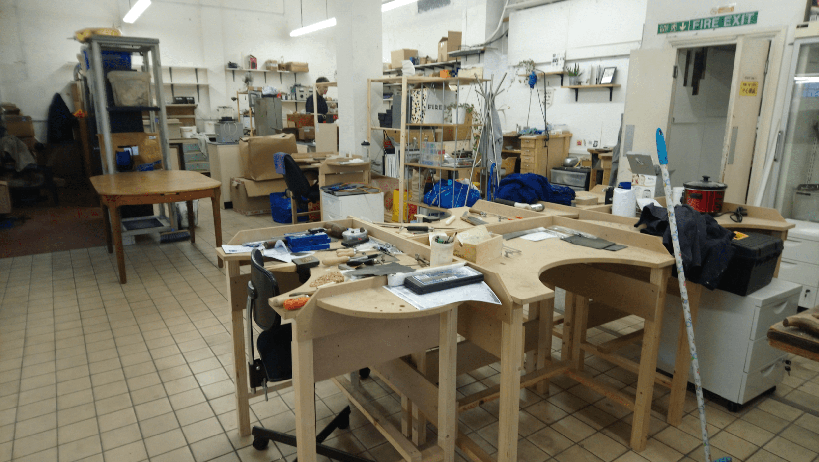Fabrication Crafts Leeds creative workspace