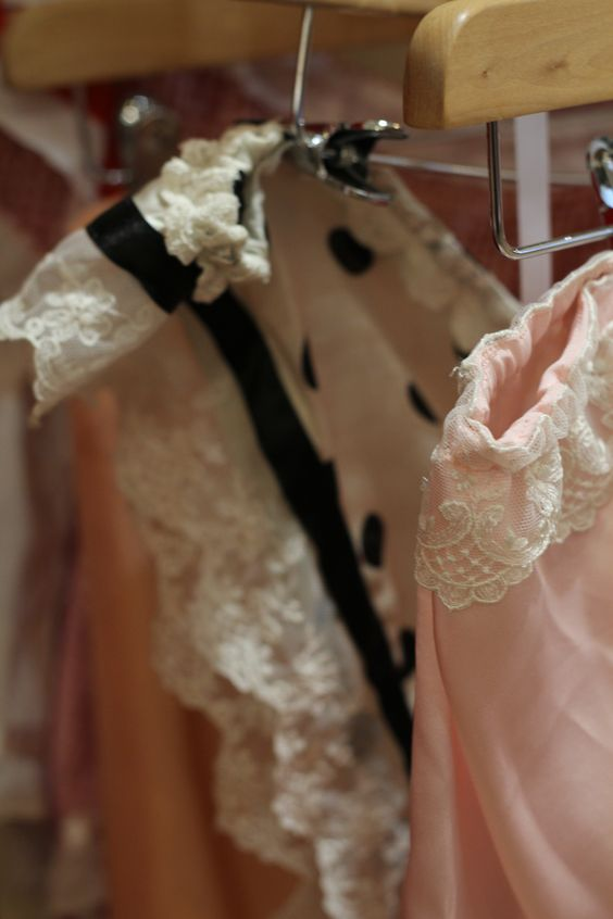 Make your own wedding lingerie sewing class Leeds City Centre. Learn how to make a pair of silk lace trimmed French Knickers
