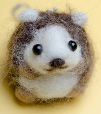 Make a needle felted tiny hedgehog using wool fibres Leeds City Centre. In this workshop you will create a tiny needle felted hedgehog, suitable for beginners