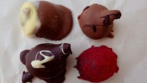 Tyto Leodis Confectionery make tasty, short-run chocolates that are indulgent, handmade and of the very highest quality. Made in the heart of Leeds using fresh double cream, Belgian chocolate and exciting flavouring