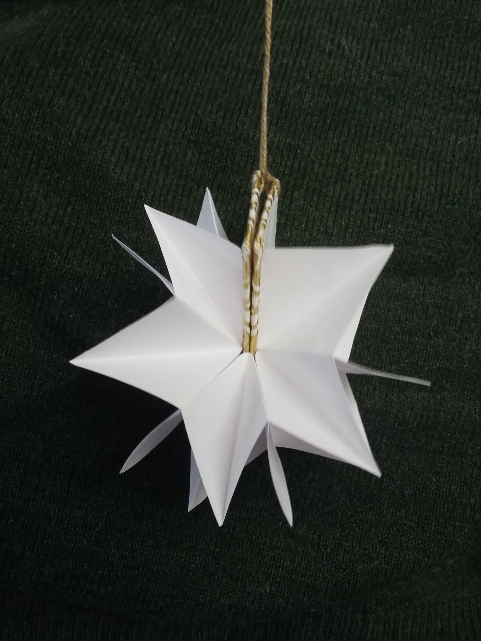 Child friendly Bookmaking bring the kids for a fun afternoon This is a workshop suitable for children, and will teach them how to make a decorative star shaped book and/or a fir tree shaped pamphlet