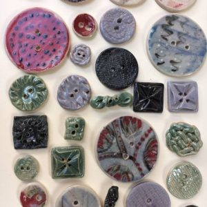 Ceramic Button Making Leeds