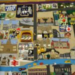Knitted Leeds ExhibitionWe are delighted to be able to host the Knitted Leeds Exhibition prior to it's journey to it's permanent homeKnitted Leeds is a community project that has been running for 10 months. It has involved over 30 knitters in Leeds and surrounding areas. Nearing completion the project will be unveiled by the Lord Mayor of Leeds on Saturday 13th April.