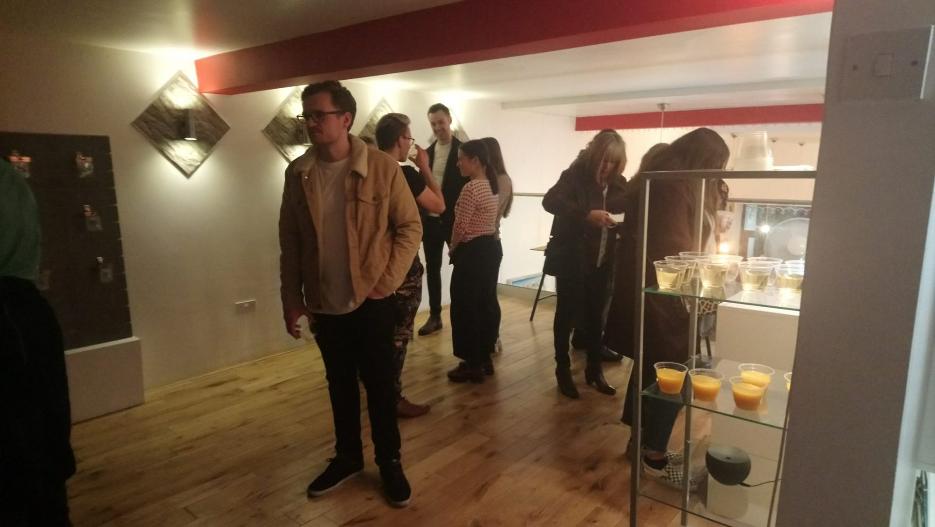 Exhibitions and event space Leeds.Our mezzanine level is available to hire for exhibitions, events and talks, on an affordable basis. Either for an hour, day or week