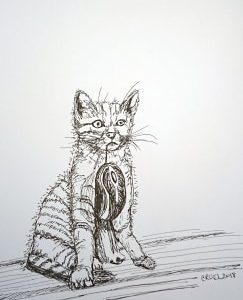 Pen and Ink Drawing Class Come and have a go at drawing your own pen and ink sketches - suitable for beginners and more confident artists alike