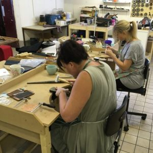 Make a Silver/Bangle in a Day in Leeds City Centre Spend a day with Amy and friends creating a silver ring or bangle from start to finish.