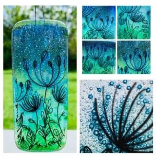 Make a Glass Suncatcher