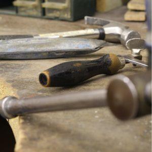 Tinsmithing Workshop Fabrication Crafts Part of our Heritage Craft Skills Workshop Leeds