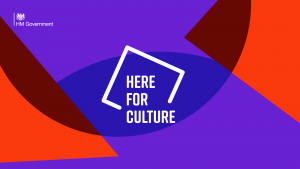 DCMS Here For Culture, Arts Council